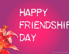 Cover photo of the Red & Pink For Friendship Day album