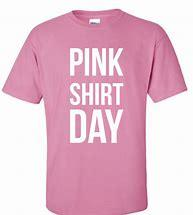 Tomorrow is Pink shirt day for breast cancer awareness!!! Let's shower our school in pink!!